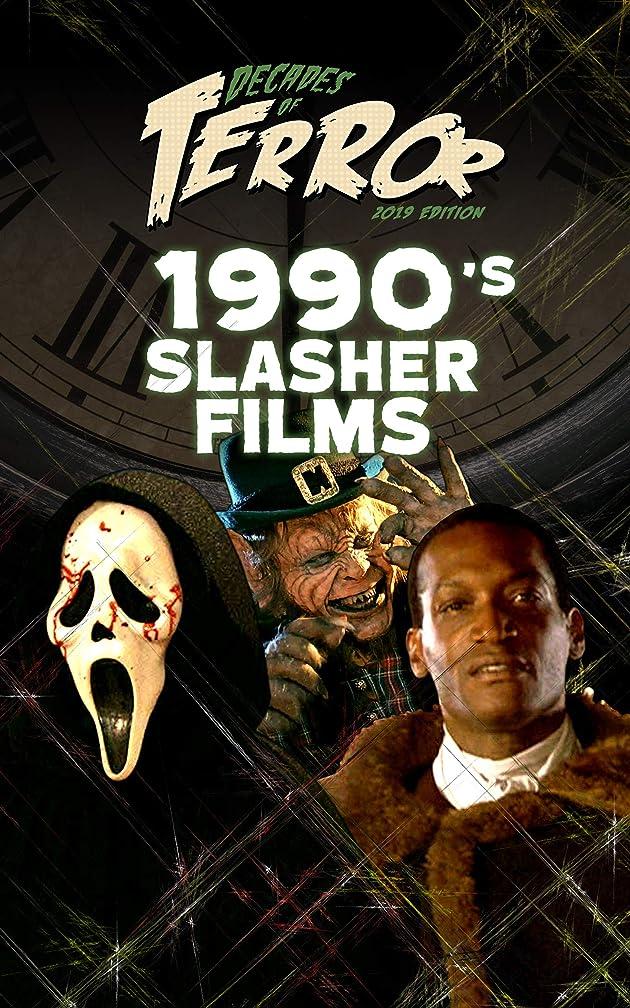 ランチ韓国ネストDecades of Terror 2019: 1990's Slasher Films (Decades of Terror 2019: Slasher Films Book 2) (English Edition)