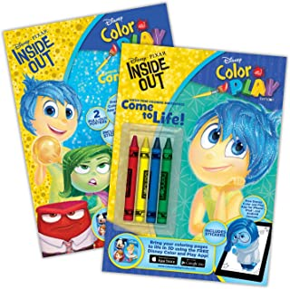 Bendon Inside Out Color & Play Value Pack (2 Piece)