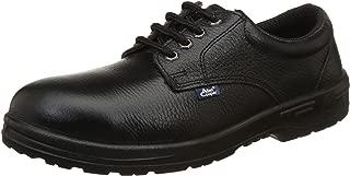 Allen Cooper AC-1150 Safety Shoe, DIP-PU Sole, Black, Size 9