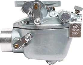 DEF New Tractor Carburetour for Ford New Holland Carburetor 1103-0003 312954, B8NN9510A,TSX785 Work On Tractors Model 2000 Series 4 Cyl 62-64, 2030 4 Cyl, 2031, 2110TR 4 Cyl, 2111, 2120 4 Cyl, 2131, 4