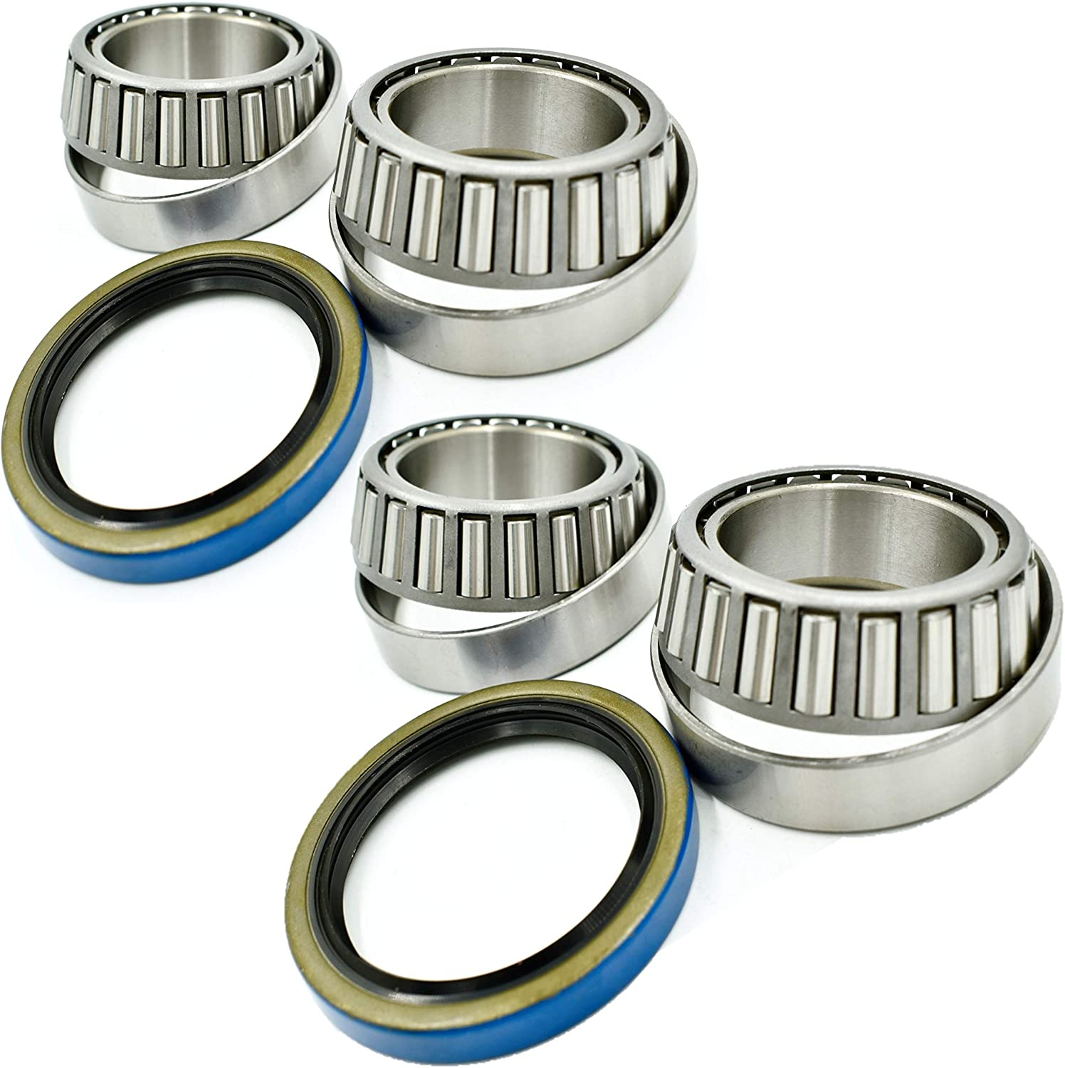 2 Kits HD Switch Axle Hub Replaces Max price 48% OFF Bobcat and Kit Seal Bearing
