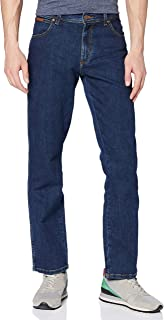 Wrangler Men's Texas Contrast Straight Jeans