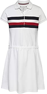 Tommy Hilfiger girls Pique Polo S/S Dress