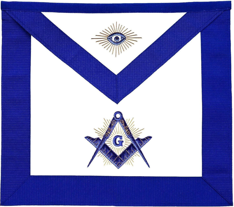 Masonic Master Mason Blue Lodge with G-Lambskin Apron price Max 76% OFF Radiant