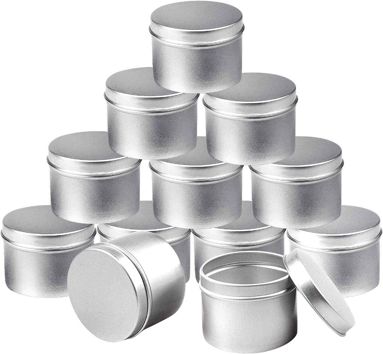 Large Tin Cans 8 Oz 3