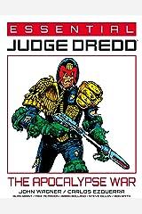 Essential Judge Dredd The Apocalypse War Kindle Edition
