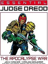 Essential Judge Dredd The Apocalypse War