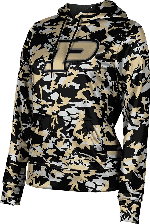 ProSphere Purdue University Girls' Pullover Hoodie, School Spirit Sweatshirt (Camo) F9AE2