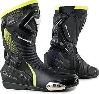 Suchergebnis Auf Für Motorradschuhe Motorradstiefel Shima Stiefel Schutzkleidung Auto Motorrad