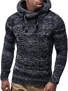 Best hooded cardigan sweater mens Reviews