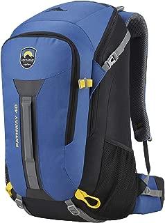 High Sierra Life is Good Pathway 40-Liter Hiking Backpack, Camping Backpack