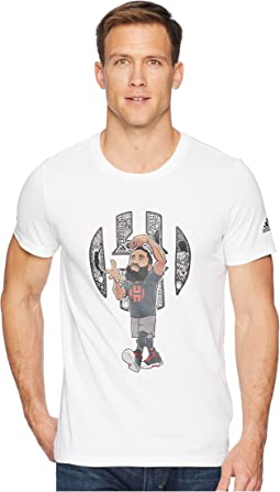 Harden Cookin Geeked Up Tee
