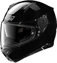 Nolan Unisex Adult N87 Gloss Black Full Face Helmet N875270330032