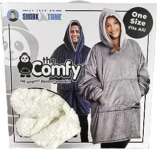 THE COMFY The Original Blanket/Sweatshirt Silver