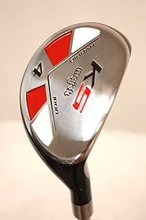 Majek Golf All Hybrid #4 Stiff Flex Right Handed New Utility S Flex Club