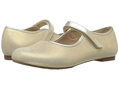 Elephantito Coco MJ (Toddler/Little Kid) (Metalic Gold) Girls Shoes