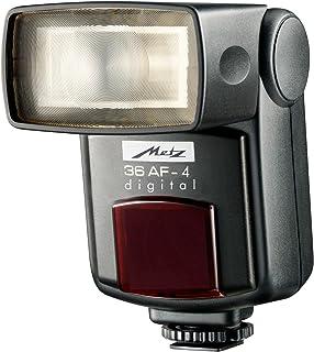Metz 36 AF-4 S - Flash (205g, 71 x 95 x 115 mm, AA, Negro)