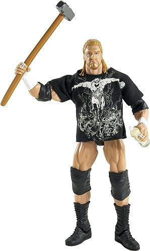 Wwe Catch Figurine Triple H Nouveauté Mattel Collection Elite Serie 2