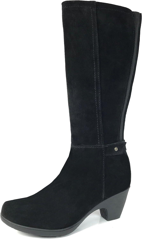 Bastien Women's Gisabel Waterproof Winter Boots Black