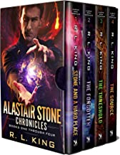 Alastair Stone Chronicles Box Set: An Alastair Stone Urban Fantasy Collection (Alastair Stone Chronicles Books 1-4) (Alast...