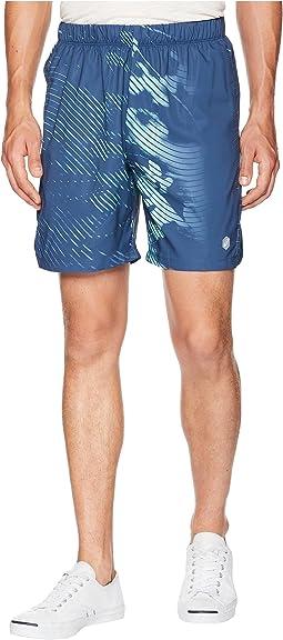 "Legends 7"" Print Shorts"