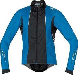 GORE BIKE WEAR Men's Performance Road Cycling Xenon 2.0 WINDSTOPPER Active Shell Jacket, JWXENA