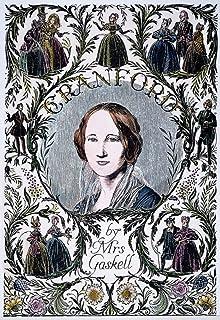 Elizabeth CS Gaskell N(1810-1865) English Novelist Author Portrait From A 20Th-Century Edition Of Her Novel Cranford (185...