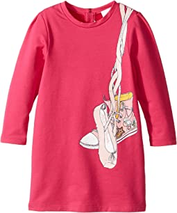 Little Marc Jacobs - Essential Trompe L'Oeil Dress (Toddler)