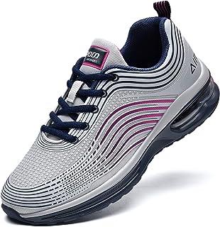 أحذية MEHOTO النسائية العصرية للتنس المشي أحذية رياضية لرياضة الجري والرياضات الرياضية والجري