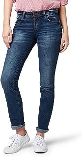 TOM TAILOR Damen Alexa Straight Jeans