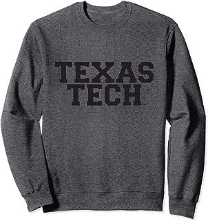 Texas Tech Red Raiders NCAA Women's Sweatshirt 05U-TT