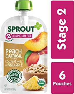 Sprout Organic Pineapple Preservatives Artificial
