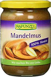 Rapunzel Mandelmus, 1er Pack (1 x 500 g) – Bio