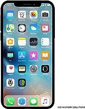 Apple iPhone X, GSM Unlocked, 256GB - Silver (Renewed)