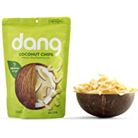 Dang Gluten Free Toasted Coconut Chips, Original, 3.17oz Bags