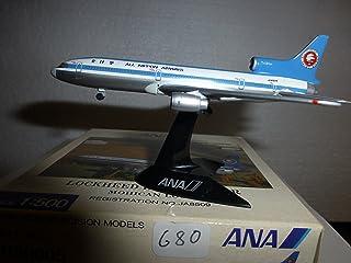 Aircraftモデル680all Nippon Airways Lockheed L - 1011–385–1