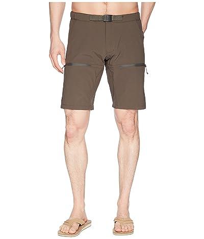 Fjallraven High Coast Hike Shorts (Mountain Grey) Men