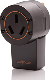 Wallflower Smart Plug Converts Electric Stove Into A Smart Oven: Smartphone App, Connects Stove To WiFi, Smart Home WiFi Plug Alerts You If You Forget To Turn Off Stove Or Leave Home With The Stove On