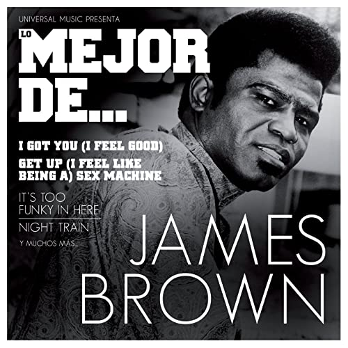 Lo Mejor De James Brown