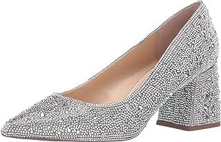 حذاء بلو من بيتسي جونسون للنساء Sb-Paige, (Rhinestone), 40 EU