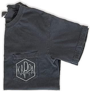 Kappa Delta Sorority Pocket Tee by Go Greek Chic | Sorority Shirt