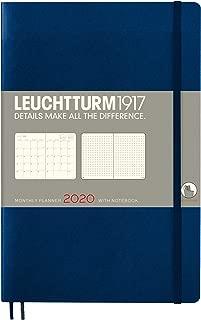leuchtturm1917 monthly planner 2019