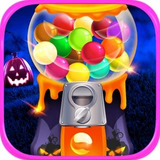 Halloween Bubble Gum Maker - Kids Gumball & Dessert Food Cooking Games FREE