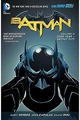 Batman (2011-2016) Vol. 4: Zero Year- Secret City (Batman Graphic Novel) Kindle Edition
