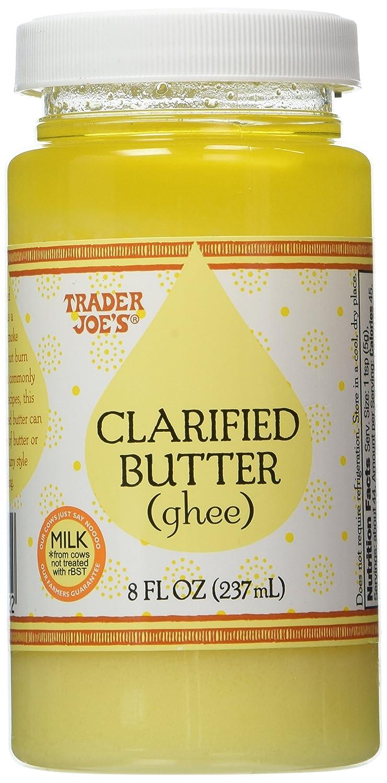 Trader Joe's Clarified Butter Fresno Mall Ghee 2 - Jars oz Washington Mall 8