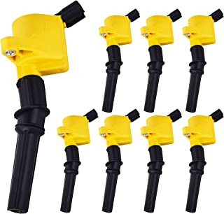 Heavy Duty Ignition Coil for Ford Crown Victoria Expedition F-150 F-250 F-350 Mustang Lincoln Mercury 4.6L 5.4L V8 DG508 DG457 DG472 DG491