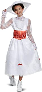 Disney Mary Poppins Deluxe Girls' Costume