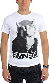 Eminem Horns Logo Slim Shady T-Shirt