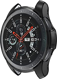 Patrohoo Case for Samsung Gear S3 Frontier SM-R760, TPU Replacement Shock-proof and Shatter-resistant Protective Cover Case for Samsung Gear S3 Frontier/Galaxy Watch 46mm SM-R800 Smartwatch.