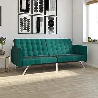 Terrific Amazon Com Green Couch Sleeper Sofas Sofas Couches Beatyapartments Chair Design Images Beatyapartmentscom